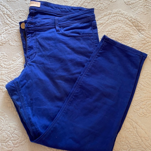 "Women's Blue Express ""Jeans"" Size 14"